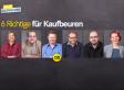 Echte Kandidaten – FDP Kaufbeuren stellt Stadratskandidaten und OB Kandidat vor